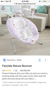 Bouncer chair