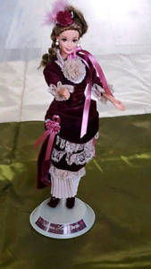 Collector Edition Victorian Lady Barbie Doll