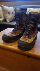 Rocky Men's Hunting Boots - Camo on Black