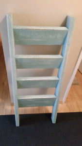 Shabby Chic Blanket Ladder/Rack