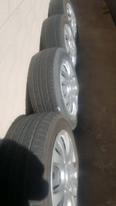 Toyota Corolla rims and tyres Deer Park Brimbank Area Preview