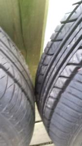 Motomaster all season tires 195/70/R14