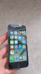 Iphone 5S 16GB  Virgin/Bell networks