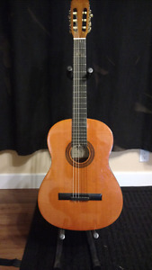 Tradition classical acoustic guitar