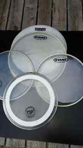 Peaux de tambour