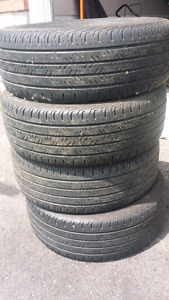 Continental 205 55 16 ***$30 for all 4 tires***