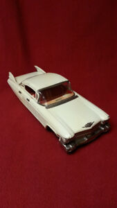 VINTAGE RARE BANDAI TIN FRICTION 1959 CADILLAC 4-DOOR SEDAN