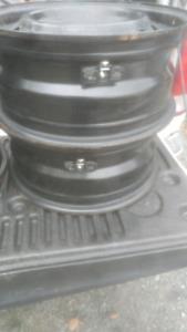 16 inch dodge wheels with sensors