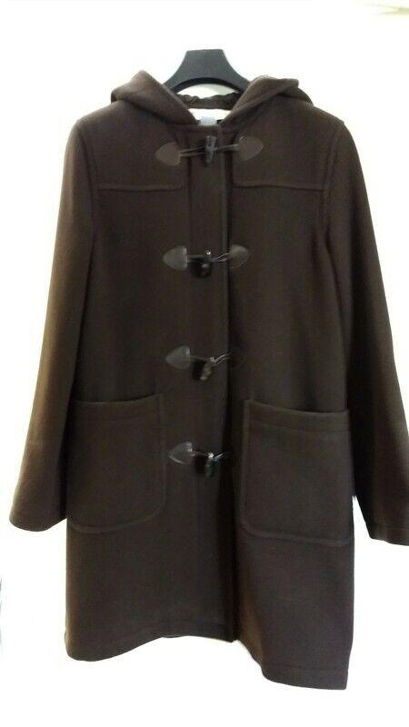 Duffle coat marron 38