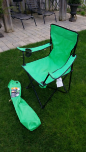 Camping chair, piknic, outdoor.