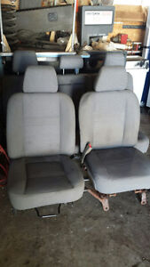 2006-2009 Dodge Ram Mega Cab Seats - Complete Set