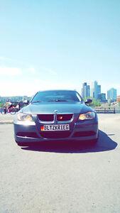 2006 BMW 3-Series 323i 4 DR Sedan