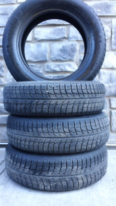 4 Tires for sale 175 65 R15 MICHELIN