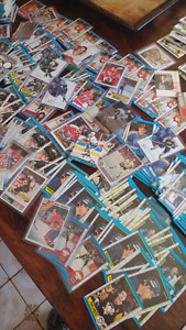 Big hockey card lot.GOOD CARDS.Make an offer.