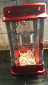 Popcorn electrical machine