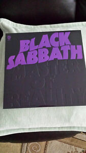 BLACK SABBATH PURPLE VINYL ! BRAND NEW !