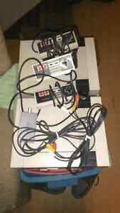 Nes system, games