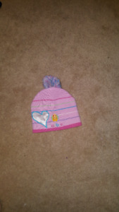 Barbie winter hat toddler