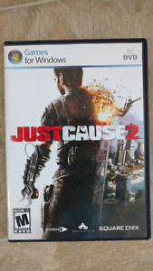 Just for Cause 2