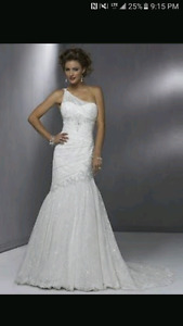 "Maggie sottero ""Eleanor"" wedding dress"