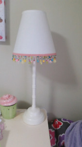 Child's lamp-bedroom/ playroom