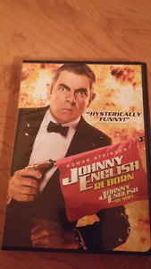 Johnny english 2 dvd