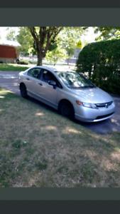 Honda civic 2008 3000$nego