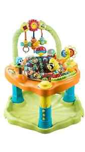 **EVENFLO JUMPER/ EXERSAUCER LIKE NEW!!**