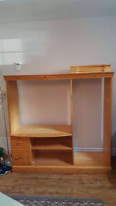 TV Stand/Storage Unit with 5 shelves