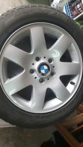 4 mags 16 pouces BMW serie 3