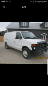 FORD ECONOLINE ALLONGER DIESEL