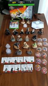 Xbox One Disney Infinity 3.0 Starter Set Bundle