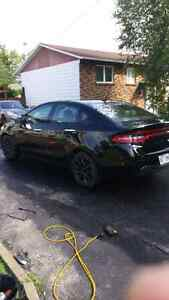 Dodge dart limited 2014 nego