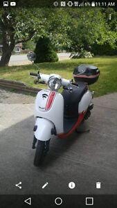 Honda Giorno Scooter