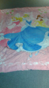 Comforter for girls - Princesses