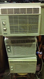 air conditioners from 65.00 to 395.00