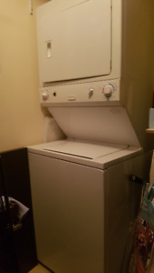Electrolux Washer Dryer Stacked Combo