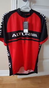 Altura Team Short Sleeved Cycling Jersey (XL)