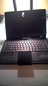 Tablet Case with Keyboard