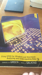 Using SPSS for Windows and Mac