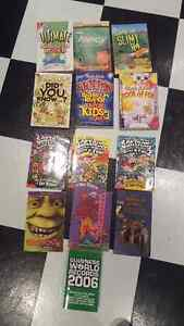 Lot of young reader books