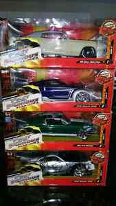 1:21 Diecast Fast and Furious Tokyo Drift Collection