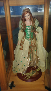Irish princess doll