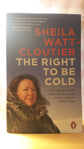 The Right to be Cold book