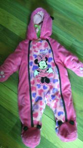 Habit chaud minnie mouse