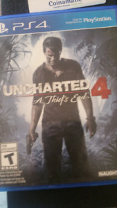 Uncharted series ps4