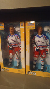 "Pair of 12"" gretzky starters"