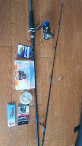 Moving Sale - new fishing rod never used