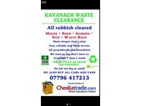 London rubbish clearance waste removal and demolition office strip out cheaper than a skip