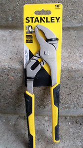 """STANLEY GROOVE JOINT PLIERS (10"""")"""